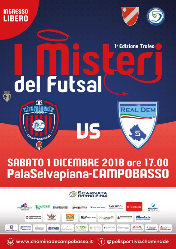 i-misteri-del-futsal-1-edizione-trofeo